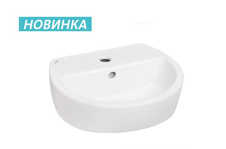 Умывальник Santek Аллегро-40 400x325x95 1/отв (1.WH30.1.950)
