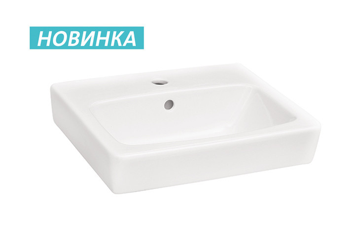 Умывальник Santek Нео-50 550x450x215 1/отв (1.WH30.2.184)