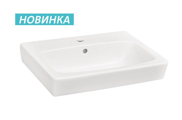 Умывальник Santek Нео-60 600x450x215 1/отв (1.WH30.2.186)