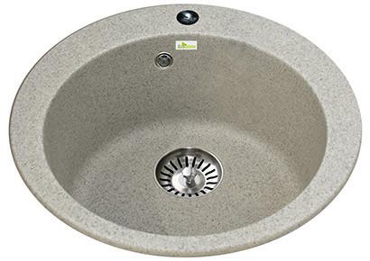 Кухонная мойка EcoStone ES-13, чаша 395*190 мм