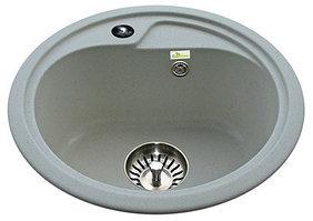Кухонная мойка EcoStone ES-10, чаша 295*180 мм