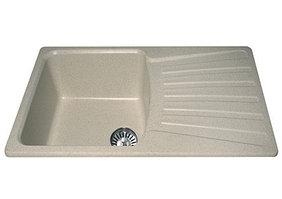 Кухонная мойка EcoStone ES-20, чаша 415*410*190 мм
