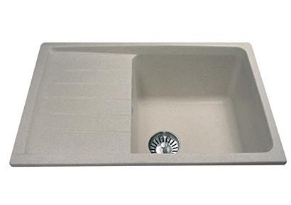 Кухонная мойка EcoStone ES-19, чаша 430*390*200 мм