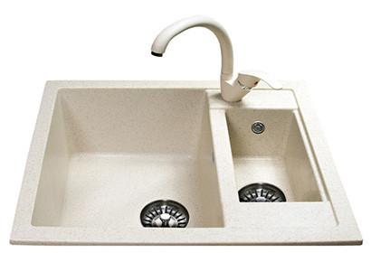 Кухонная мойка EcoStone ES-21, чаша  425*340*190 мм