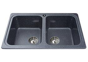 Кухонная мойка EcoStone ES-23, чаша 440*320*190 мм