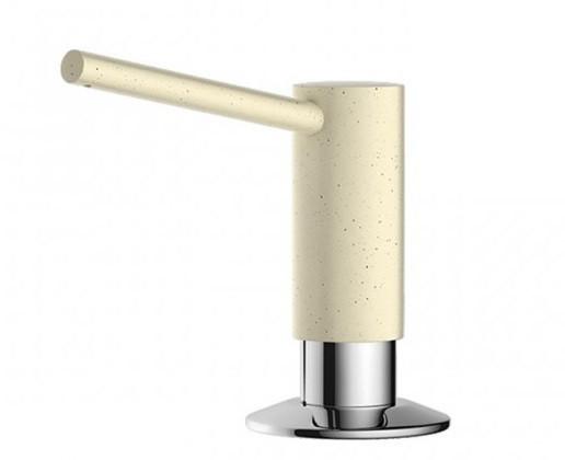 Дозатор для жидкого мыла Omoikiri ОМ-02-BE (4995017) встраиваемый, ваниль