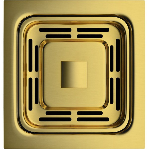 Переходник для измельчителя Omoikiri A-01-PVD-LG (4996005) нержавеющая сталь
