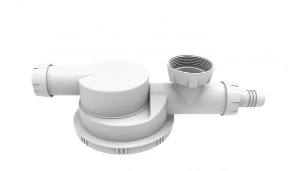 Сверхплоский сифон Omoikiri S-01 (4996119) полипропилен