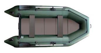 Лодка надувная Kolibri KM-330D