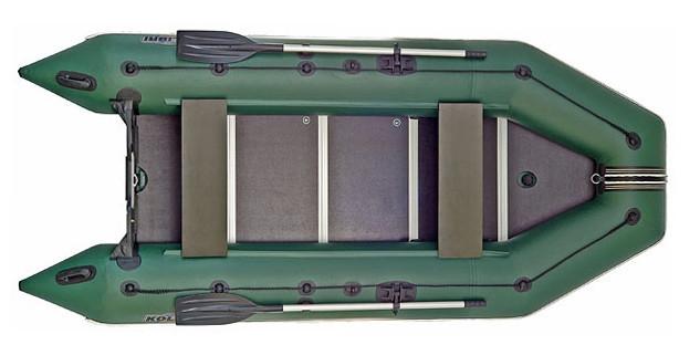 Лодка надувная Kolibri KM-360D