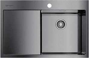 Кухонная мойка Omoikiri Akisame 78-GM-R (4993100)  нерж сталь 45 см