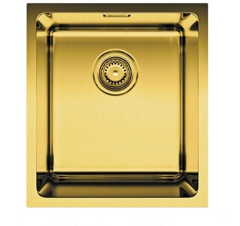 Кухонная мойка Omoikiri Notoro 39-АB (4993078) нерж сталь 45 см