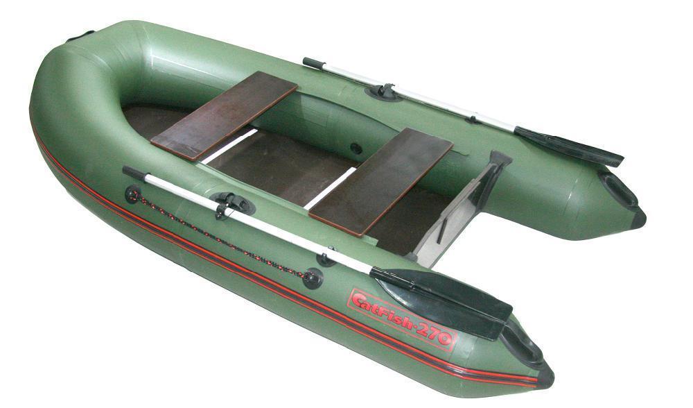 Лодка надувная МНЕВ CATFISH CF-270
