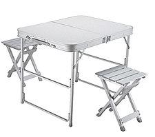 Стол + 2 стула NORFIN BOREN