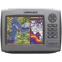 Эхолот-картплоттер Lowrance HDS 7 GEN2