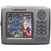 Эхолот-картплоттер Lowrance HDS 5 GEN2