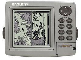 Навигатор-эхолот Lowrance EAGLE SeaCharter 480 DF