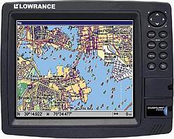 Навигатор Lowrance GlobalMap 7500C