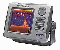 Эхолот Lowrance HDS-5X