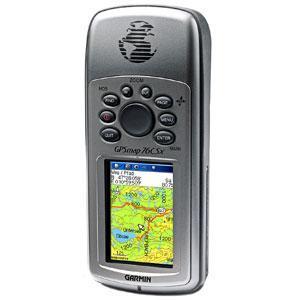 Навигатор портативный GARMIN GPSMAP 76CSX