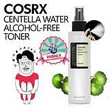 COSRX CENTELLA WATER ALCOHOL-FREE TONER,Бесспиртовый тонер с гидролатом центеллы, фото 2
