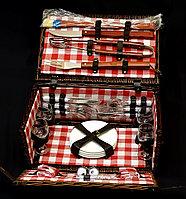 Корзина для пикника ZHIQUAN ZQ1-3876 на 4 персоны