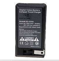 Зарядное устройство от  DSTE для  SONY NP-F970/NP-F770/NP-F550/NP-F570 и т.д., фото 3