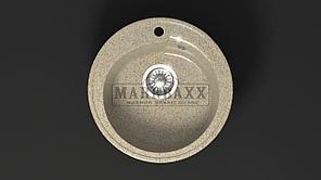 Мойка кухонная Marbaxx Венди Z4 песочный