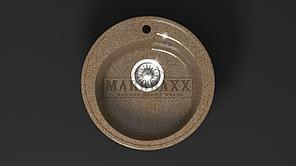 Мойка кухонная Marbaxx Венди Z4 терракот