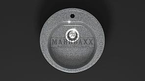 Мойка кухонная Marbaxx Черая Z3 темно-серая