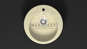 Мойка кухонная Marbaxx Черая Z3 бежевый фреш
