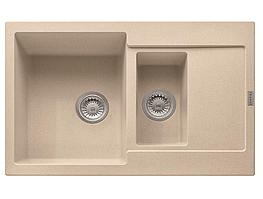 Кухонная мойка Franke MRG 651-78 бежевый (114.0198.348)
