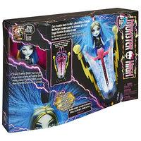 Комната подзорядки с Куклой Монстер Хай Френки, Monster High Frankie Stein Recharge Chamber