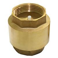 Клапан обратный без сетки ф50, фото 1