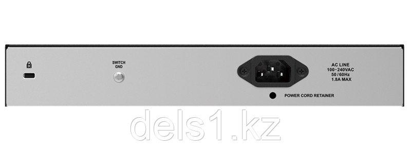 Неуправляемый коммутатор D-link DES-1018P