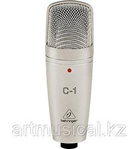 BEHRINGER C-1 - студийный микрофон