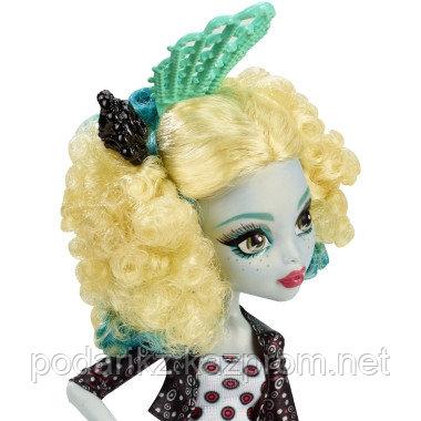 Кукла Монстер Хай Лагуна Блю, Monster High Exchange Program Lagoona Blue - фото 2