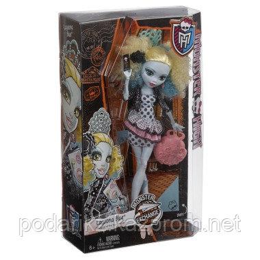 Кукла Монстер Хай Лагуна Блю, Monster High Exchange Program Lagoona Blue - фото 1