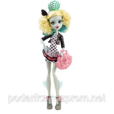 Кукла Монстер Хай Лагуна Блю, Monster High Exchange Program Lagoona Blue - фото 3