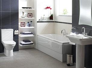 Сантехника: душевые кабины, ванны, унитазы
