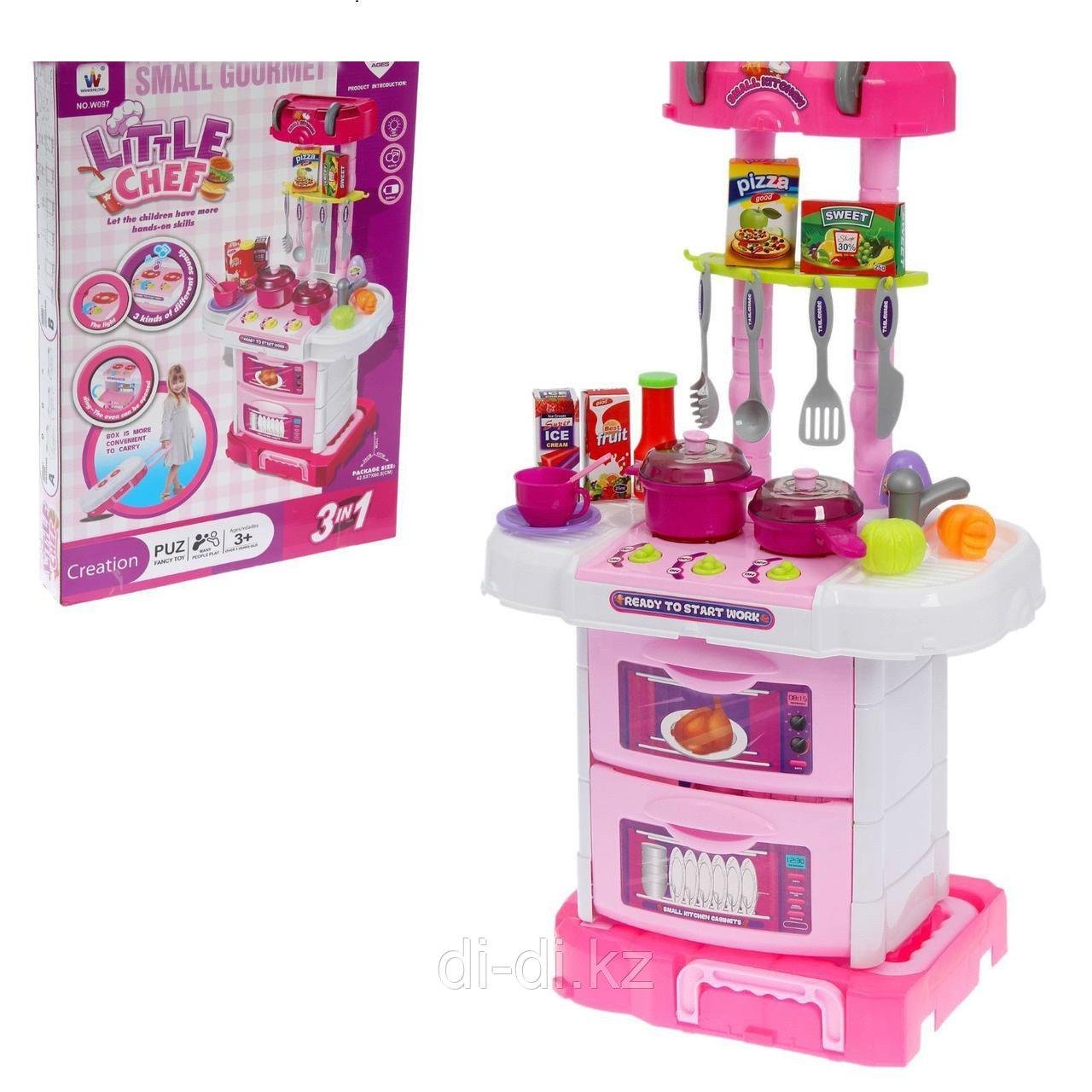 """Детская кухня - """"Little Chef"""""""