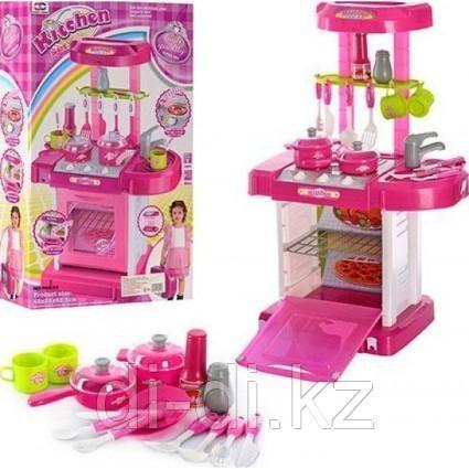 """Кухня игровой набор -""""Kitchen Set"""" розовая"""