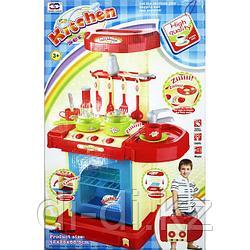 """Кухня игровой набор -""""Kitchen Set"""" красная"""