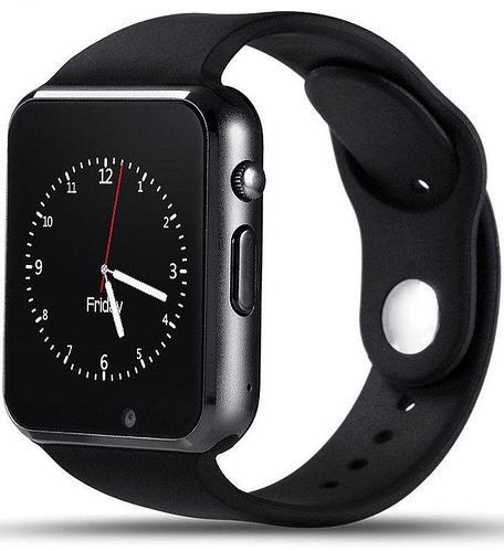 Умные часы Smart Watch, Apple Watch GT08s (A1) Черный