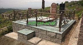 Благоустройство мест захоронения на кладбище, фото 2