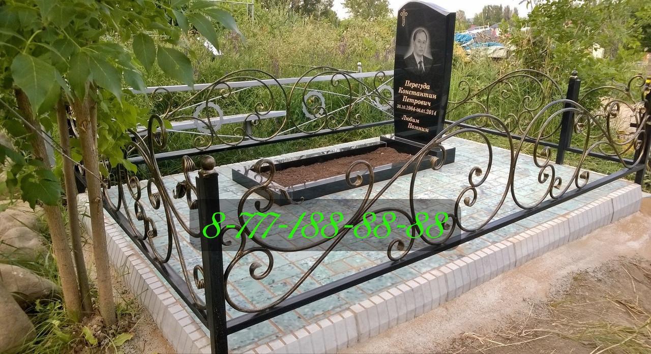 Тротуарная плитка и брусчатка укладка на кладбище