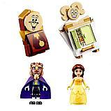 """Конструктор Bela 10565Disney Princess """"Заколдованный замок Белль"""", 376 деталей.аналог Lego Disney Princess, фото 4"""