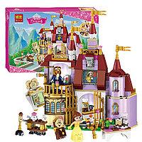 """Конструктор Bela 10565 Disney Princess """"Заколдованный замок Белль"""", 376 деталей. аналог Lego Disney Princess"""