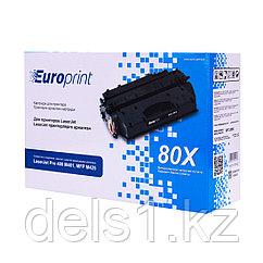 Картридж, Europrint, EPC-280X, Для принтеров HP LaserJet Pro 400 M401/MFP M425, 6900 страниц.