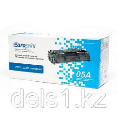 Картридж, Europrint, EPC-505A, Для принтеров HP LaserJet P2035/P2055, 2300 страниц.